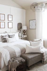 Master Bedroom Makeover   Farmhouse bedroom decor, Master ...