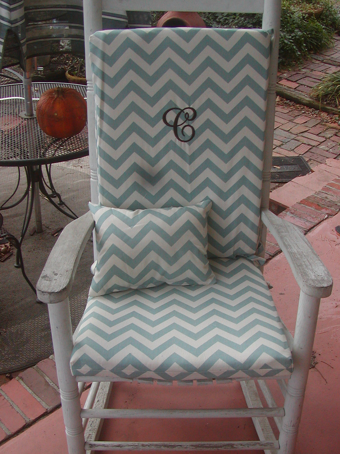indoor rocking chair cushions chaise chairs outdoor nursery or custom