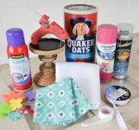 DIY: Headband Holder | Headband holders, Diy headband and ...