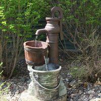 Homemade Outdoor Water Fountain Ideas | Outdoor Classics ...