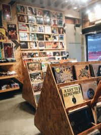 Best 25+ Vinyl record store ideas on Pinterest | Record ...