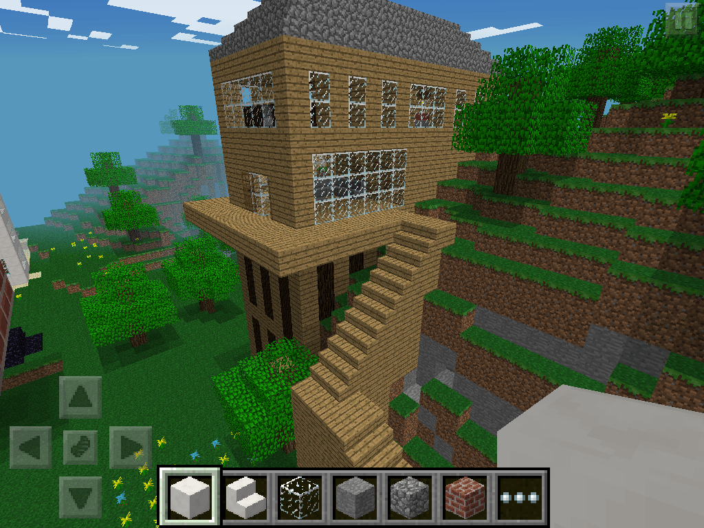 minecraft house building ideas
