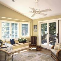 Sunroom Flooring | Warren Architecture, LLC - Sunroom and ...