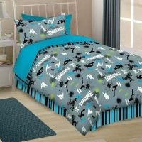 twin comforter sets for boys | Skate Music Guitars Twin ...