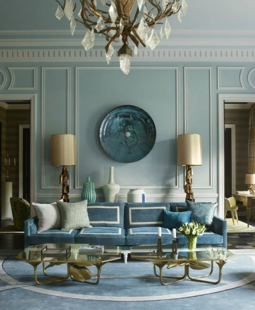 Color Trends For Home Interiors 2017 | Home Painting