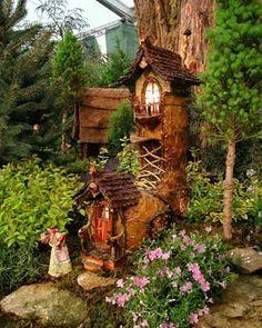 Fairytale Garden Google Search Our Backyard Garden Pinterest