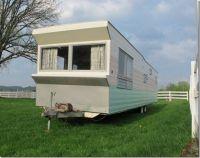 Vintage 1960 Time Capsule Rollohome Mobile Home Trailer ...
