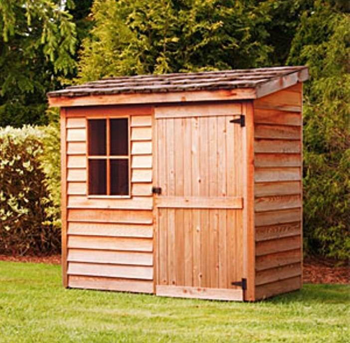 Small Storage Shed Ideas Small Garden Shed Building A Small Garden