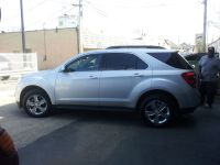 2012 Chevy Equinox 5% over factory tint 50% front doors ...