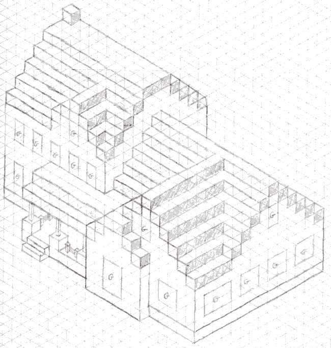 Minecraft House Blueprints MansionMinecraft Architecture Help