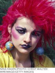 result 1970s punk makeup