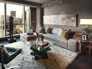 hgtv contemporary living rooms room and dining w boston by l pumpa designs
