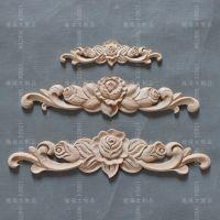 Dongyang wood carving wood applique furniture home diy ...