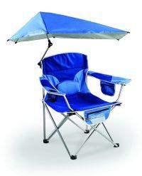 Modern Beach Chair With Umbrella Attached   Beach Theme ...