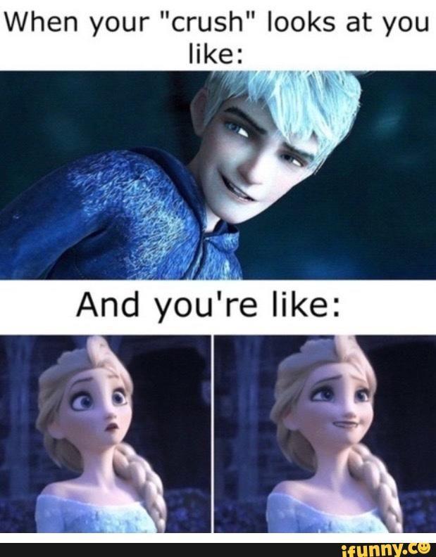 And Jack Elsa Frost Pregnant