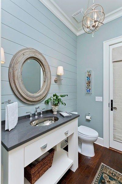 Cottage Bathroom Vanity How To Bring In Beach Atmosphere To
