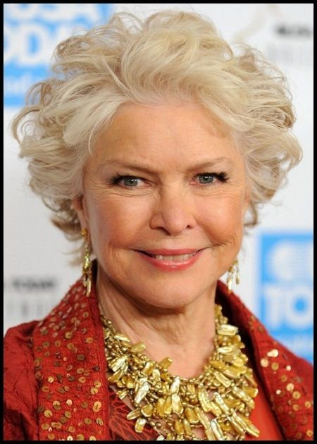 Short Hairstyles For Senior Women That Help Subtract Age Off Your