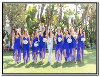 Summer Bridesmaid Dresses Blue | www.pixshark.com - Images ...