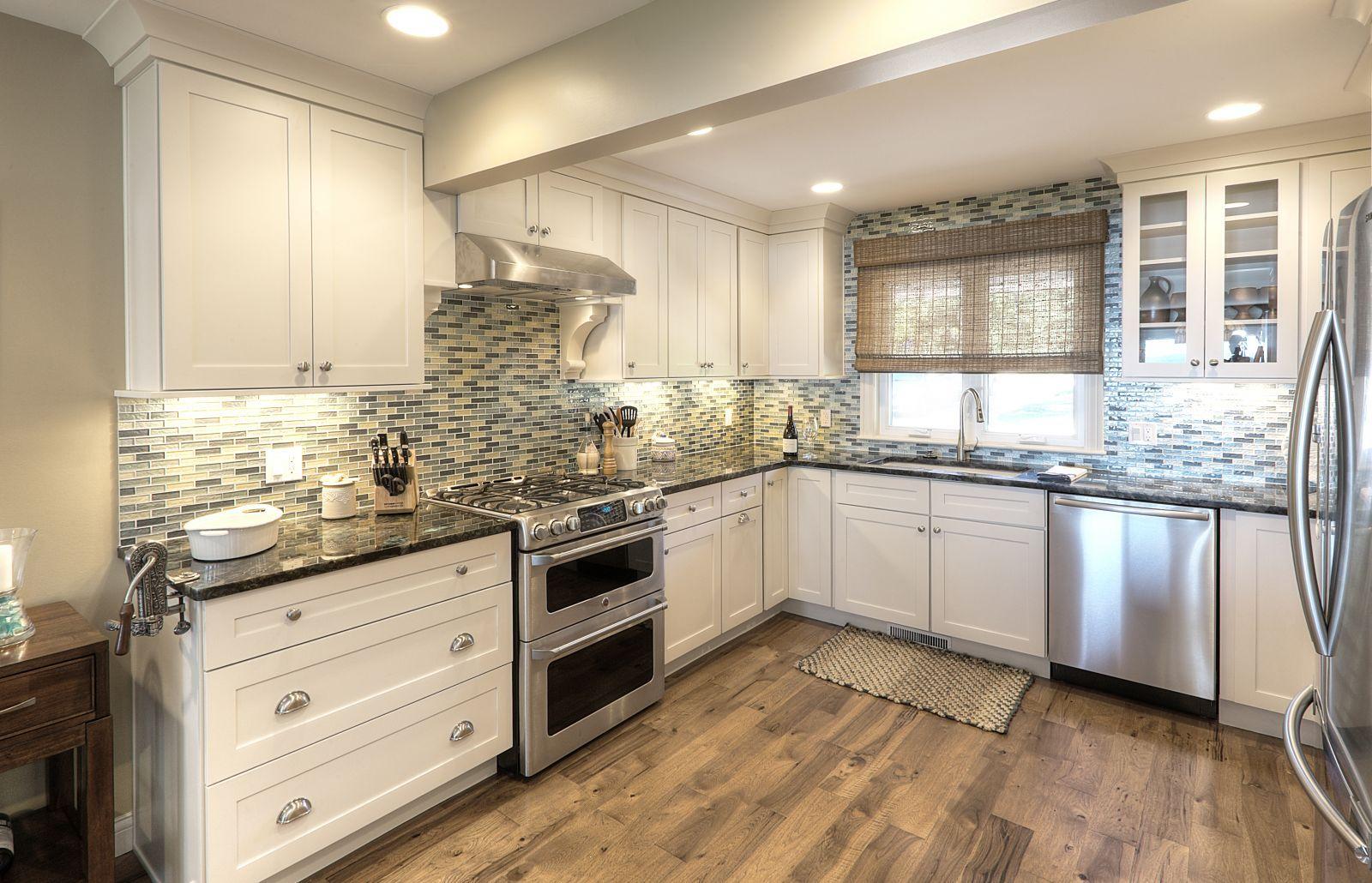 White Kitchen Design Idea  White Kitchen Ideas