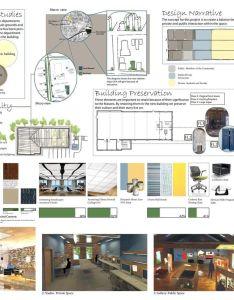 Interior design student portfolio examples architecture pinterest portfolios process and search also rh