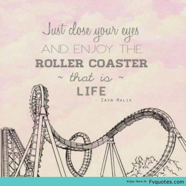 Roller Coaster Quote Parenthood