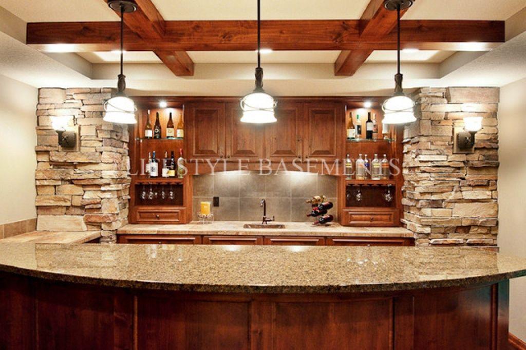 Wet Bar Designs For Basement Basement Wet Bar Design