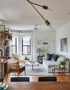 bk home that looks so much bigger than it is small living room also spaces rh pinterest