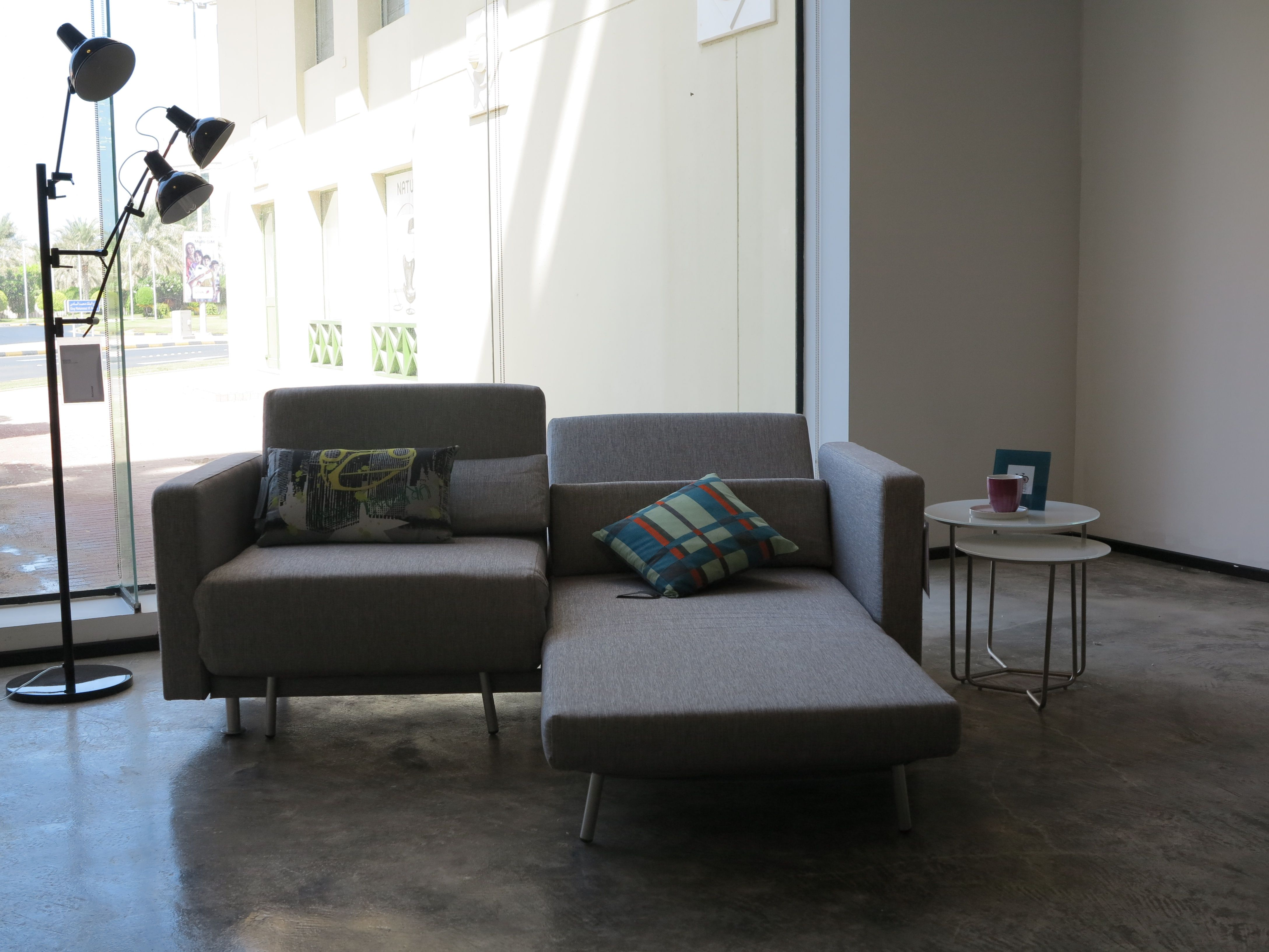 boconcept melo reclining sofa bed grey fabric sofas sofabed design bedroom pinterest