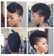 updo sisterlocks beauty