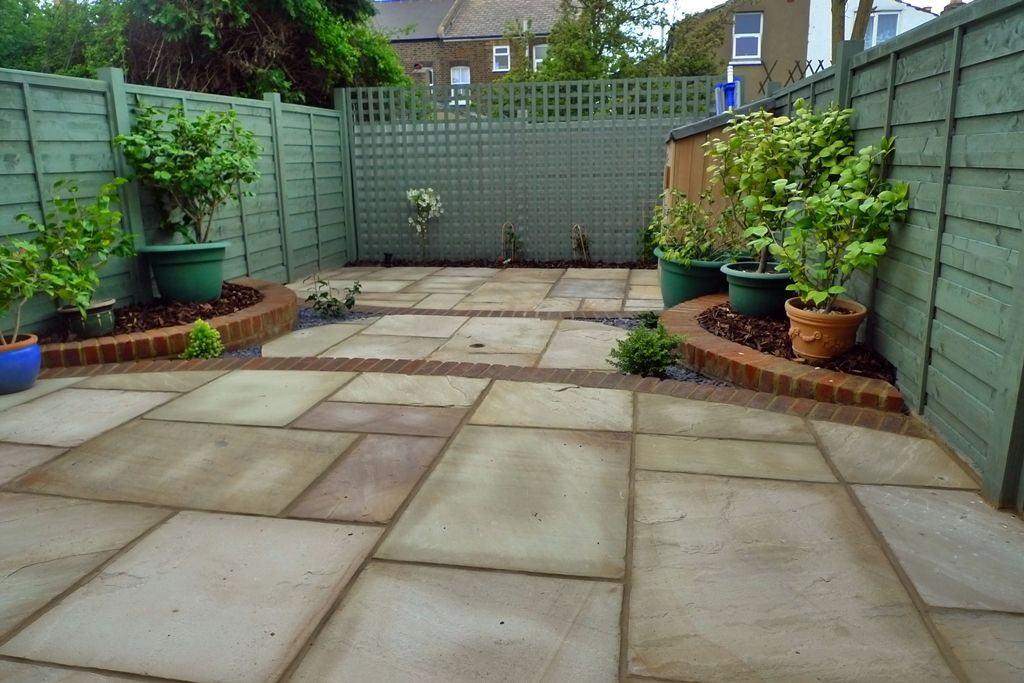 Gardens Patio Ideas And Bed Plans On Pinterest