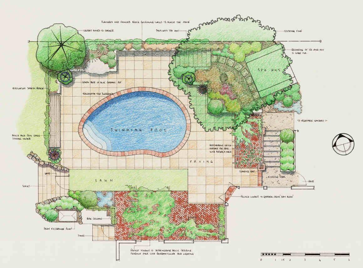 Landscape Design Concept Drawings Bathroom Design 2017 2018