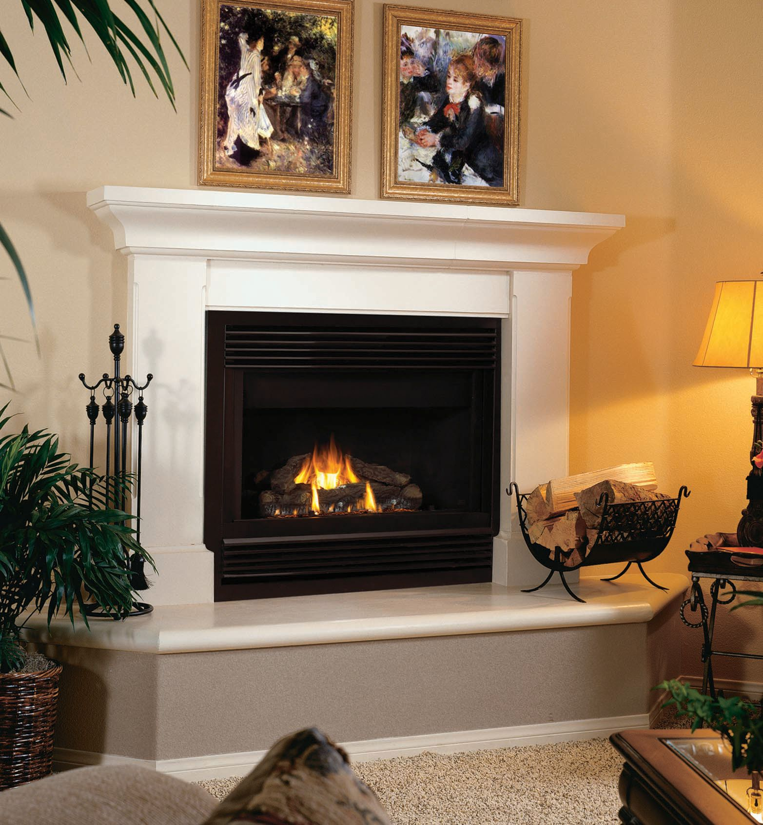 fireplaces designs ideas and pictures   Design  Room