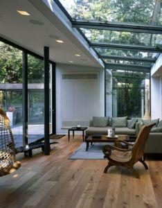 Home conservatories design and in  leisurely glass haven turn also wohnraum wintergarten verglaung holzboden hangekorbsessel ausbau rh pinterest