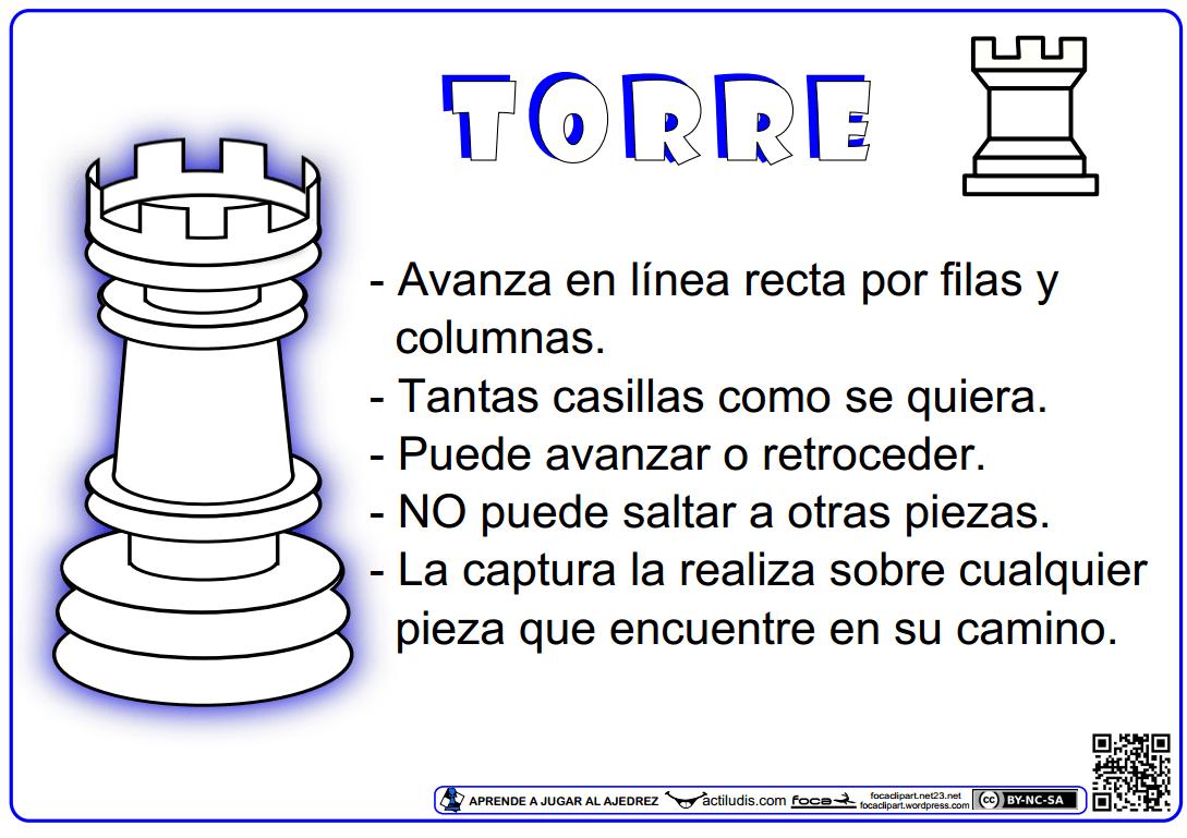 Escuela Infantil Castillo De Blanca Fichas De Ajedrez
