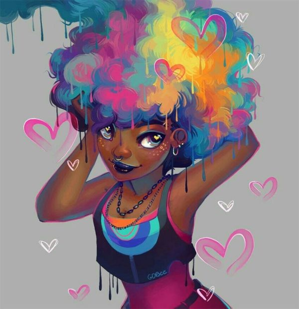 Pin Wurth Afrocentric Wallpapers & Art