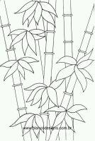 Bamboo ...   IDEAS   Mosaics   Pinterest   Glass ...