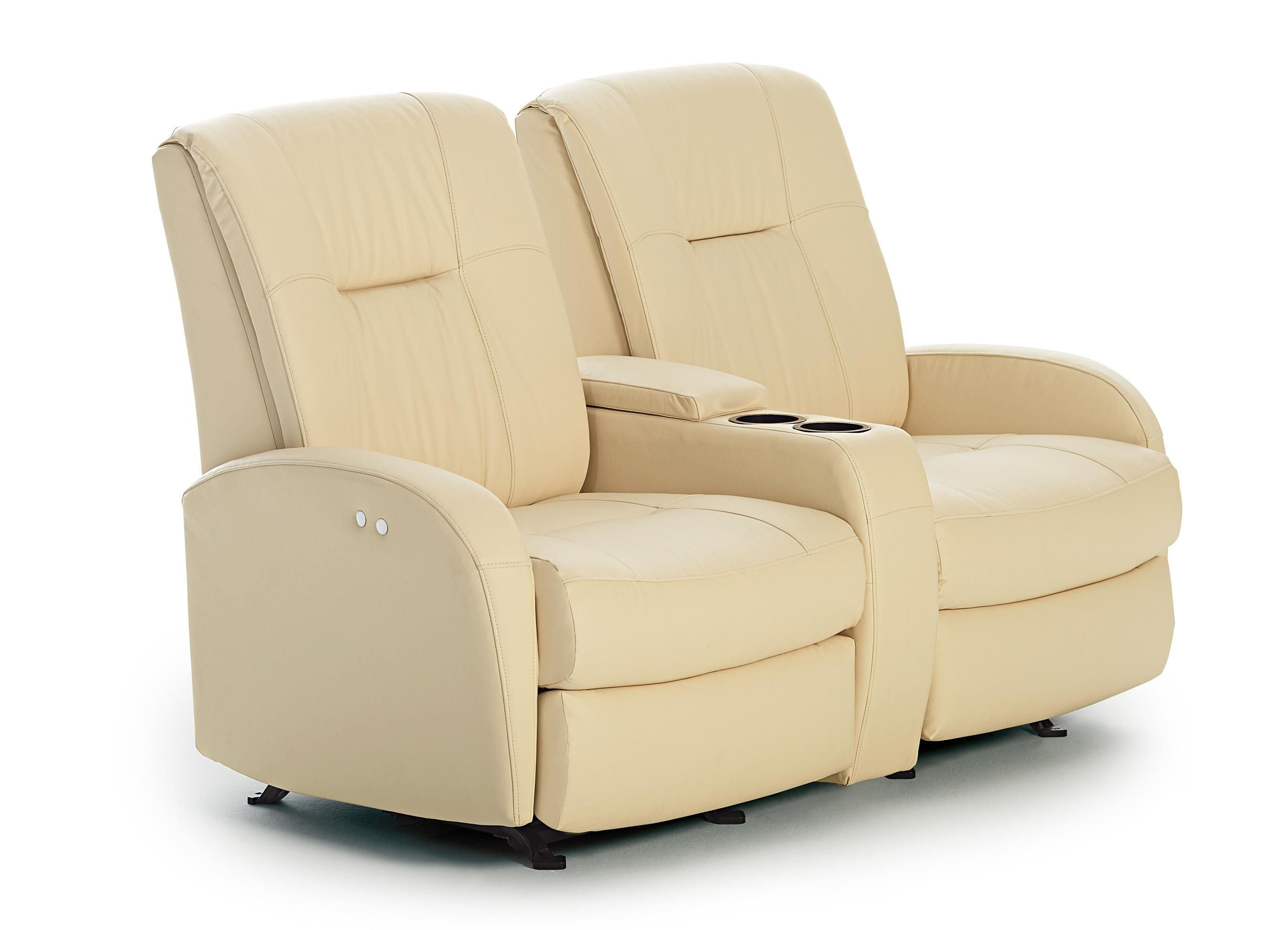 remarkable reclining loveseat with console ruddick contemporary space saver power reclining loveseat with console