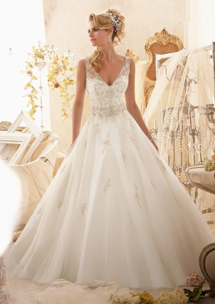 Brautkleid Von Mori Lee Vestidos De Novias Pinterest
