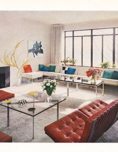 Find this pin and more on mid century modern also ameublement et decoration modernes interiors rh pinterest
