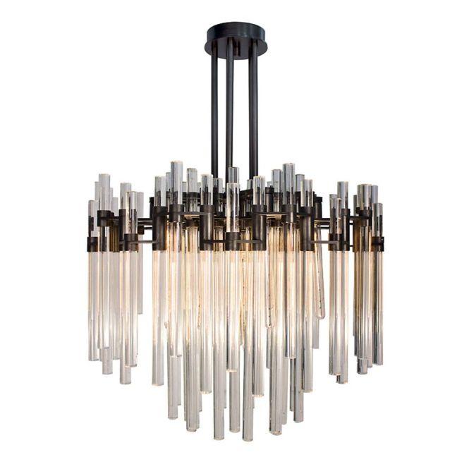 Verga Wired Custom Lighting Designshowroomchandeliersceilingslos Angeleslight