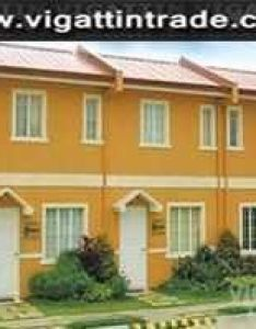 Reana th house model at camella rizal brgy also check this rent to own end unit townhouse san jose del rh pinterest