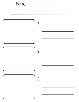 Kindergarten How-To Writing Lessons {Kinder Writing