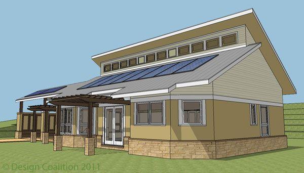 Passive Solar Design Home Pinterest House Design Home
