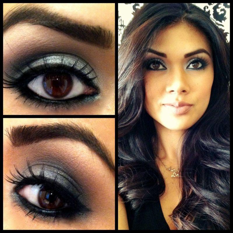 Brown Eye Makeup Colors Makeupsite