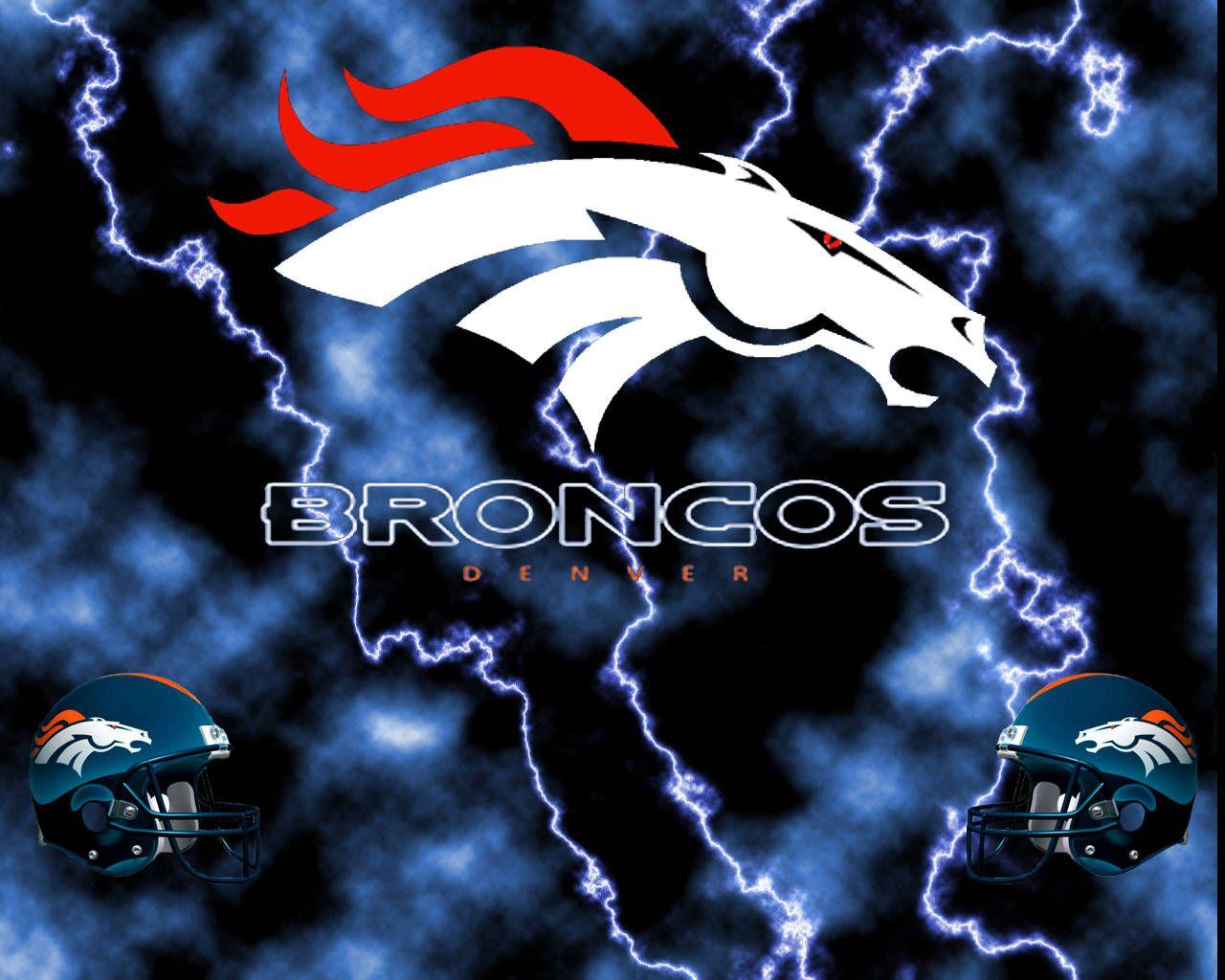 Bronco Pride Background Wallpaper