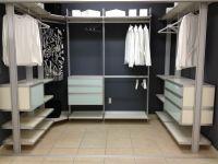 Modern walk in closet without doors, customizable http ...