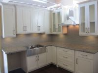 white shaker kitchen | ... White Shaker Kitchen Cabinets ...