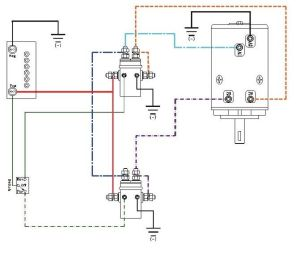 Winch Wiring Diagram  http:wwwautomanualparts