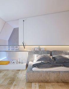 bedroom flat inside kiev with sleek modern features includes floor program also ff  pinterest interior design studio architecture rh za