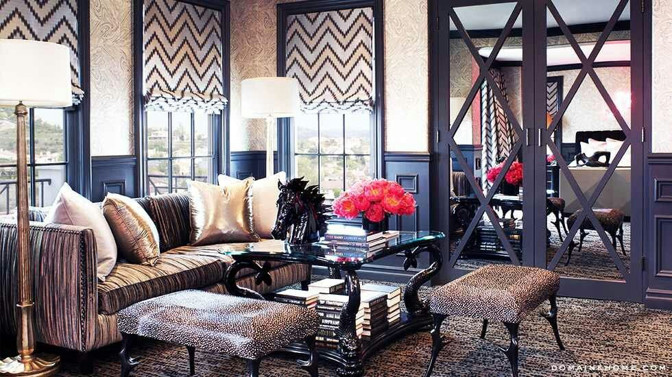 Kourtney Kardashian House Interior Just A Few More Images Of